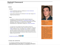 http://homepage-of-raphael-chenouard.servhome.org